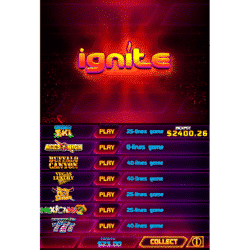 8 Line Supply Ignite Red